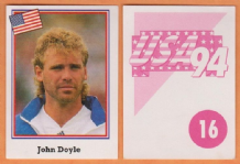U.S.A John Doyle San Jose Earthquakes